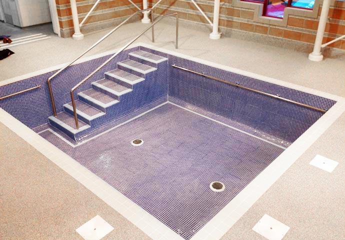 Hydrotherapy Pool Contractor UK